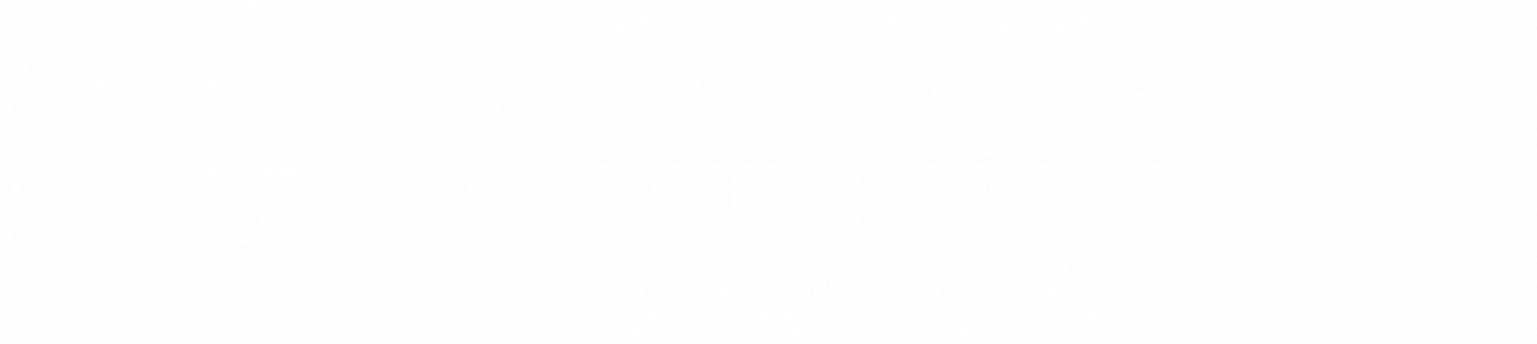 Marketing 4 You - Web-Design - SEO - Cape Town Logo